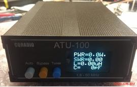 Антенный тюнер ATU-100